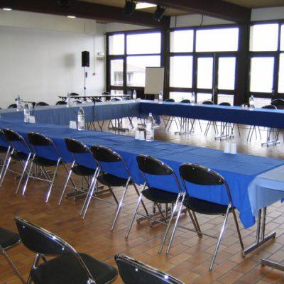 Salle de séminaires