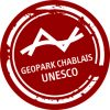 Z1- Tampon PLEIN ROUGE Geopark ChablaisUNESCO